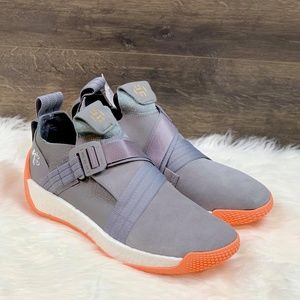Adidas Harden LS 2 Buckle Grey Mens Size 12